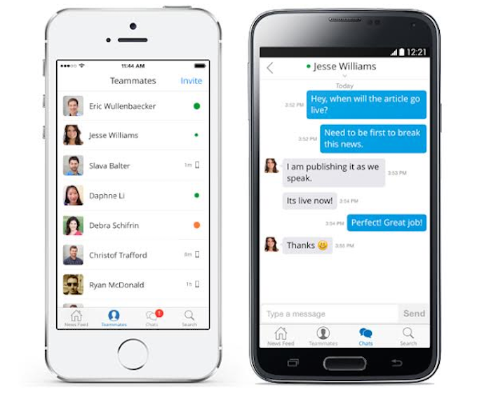 Chat apps for iphone