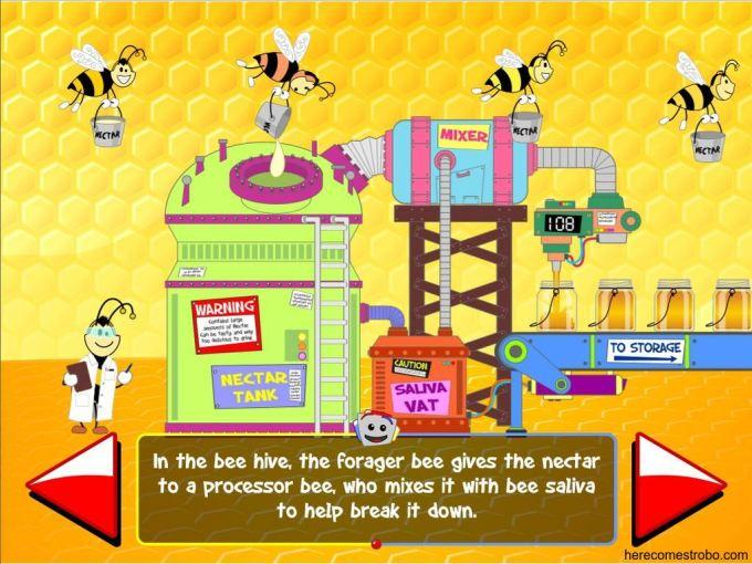 TROBO-iPadScreenshot-BeehiveHoneyMachine