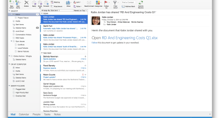 New Outlook For Mac Now Available, Rest Of Office For Mac