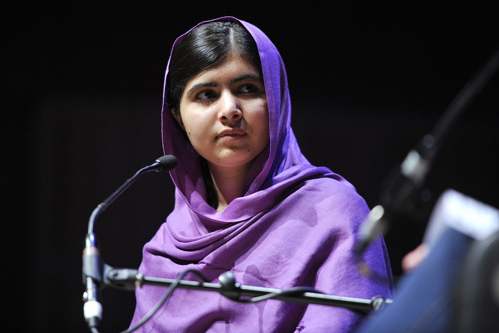 Nobel Peace Prize Winner Malala Yousafzai Urges Girls To
