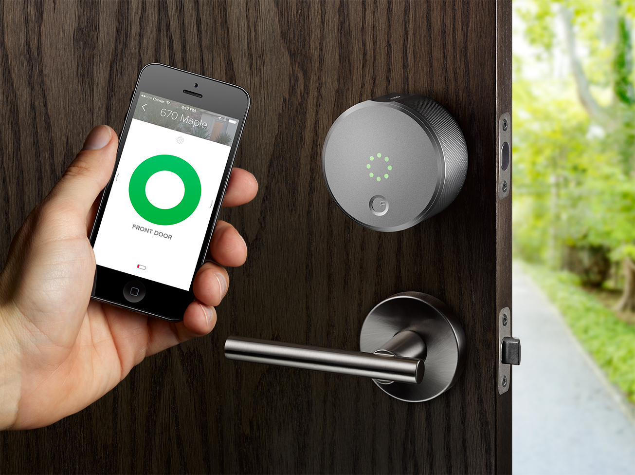 After more than a year since it was first announced the August Smart Lock is finally going on sale. The device will be shipping to pre-order customers and ... & Augustu0027s Smart Lock Goes On Sale Online And At Apple Retail Stores ...