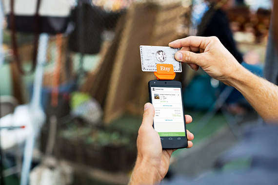 Etsy moves further into the offline world with launch of card reader etsy moves further into the offline world with launch of card reader for in person payments techcrunch gumiabroncs Images