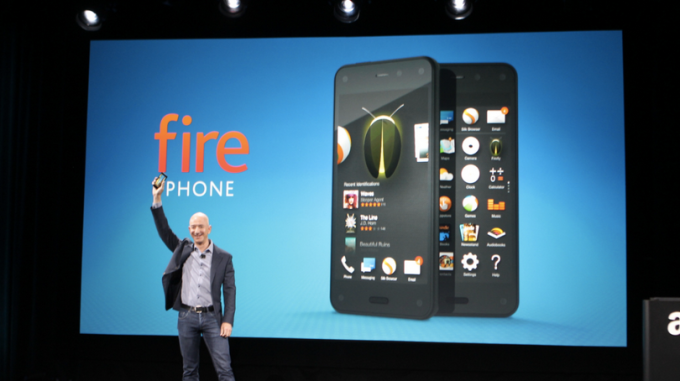 Given That Amazon Was Tanking The Price Of Fire Phone Down To 99 Cents Two Months After Launch Leading Many A Sale