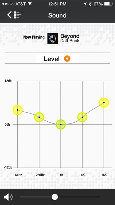 Alpine Level Play app
