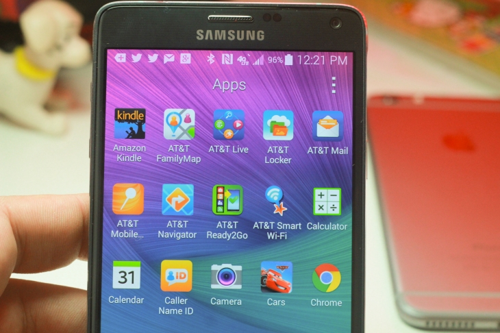 The Samsung Galaxy Note 4 Is A Nearly Perfect Mini Tablet