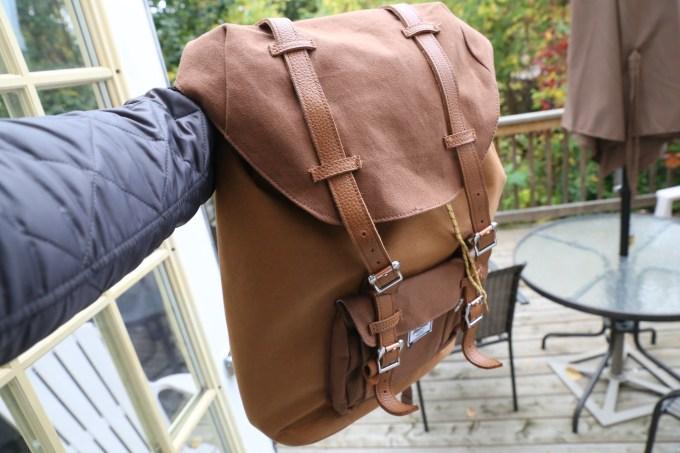 3a8c25b9e0e Bag Week  Herschel Little America Mid-Volume Select Backpack ...