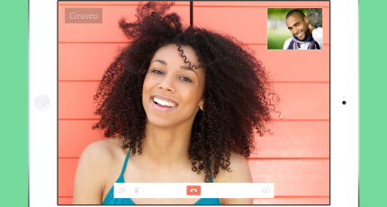 Gruveo Brings Anonymous Video Calls To The iPhone And iPad