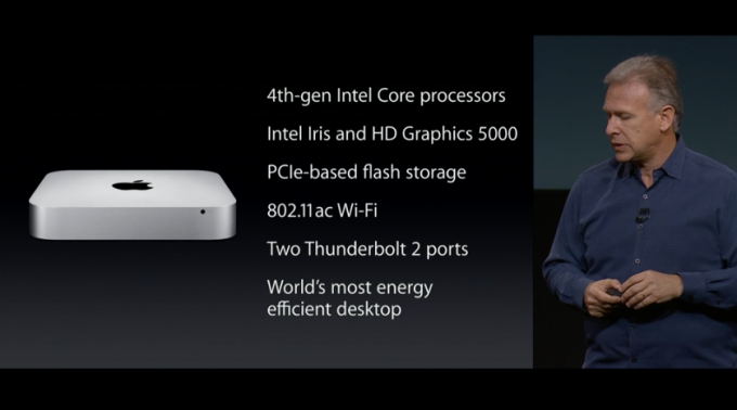 Apple Introduces A New Mac Mini Drops The Base Price To 499