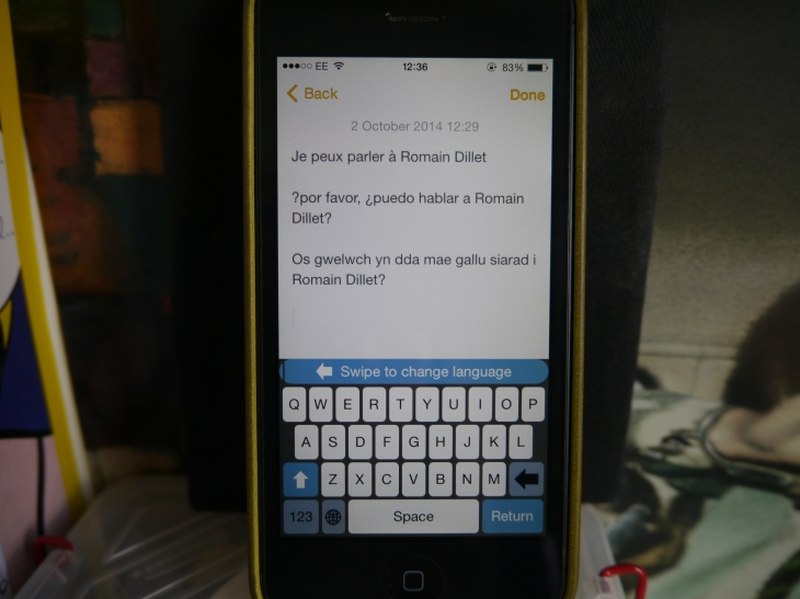 Translator Keyboard For iOS Makes Writing Foreign Missives A Breeze