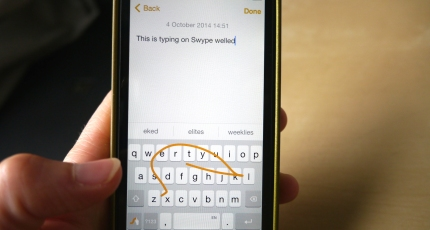 Nuance ends development of the Swype keyboard apps | TechCrunch