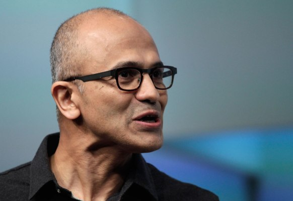 Satya Nadella 582 Delivers Microsoft State Security Address