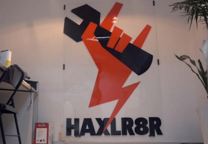 haxlr8r