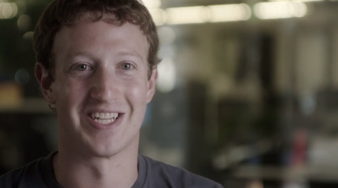 Mark Zuckerberg Hour of Code