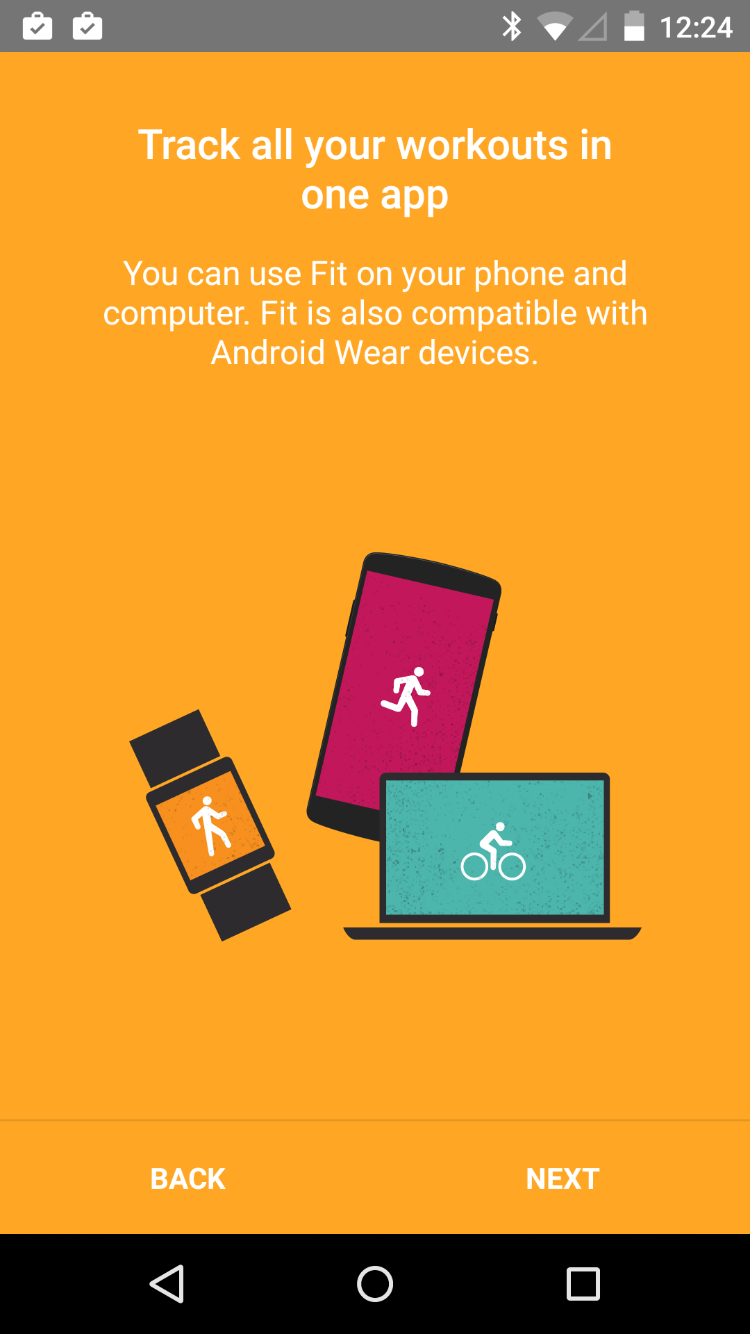 Google Fit App Now Available For Android Devices | TechCrunch