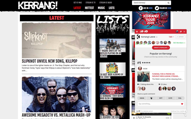 Kerrang dating promo kod