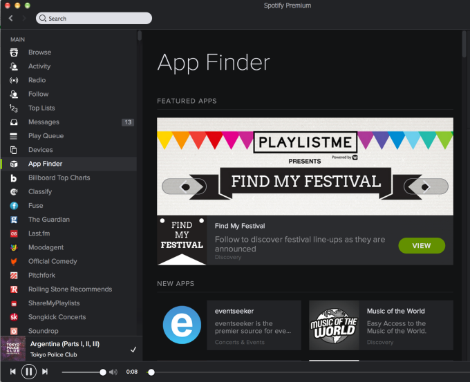 Inside The Spotify – Echo Nest Skunkworks | TechCrunch