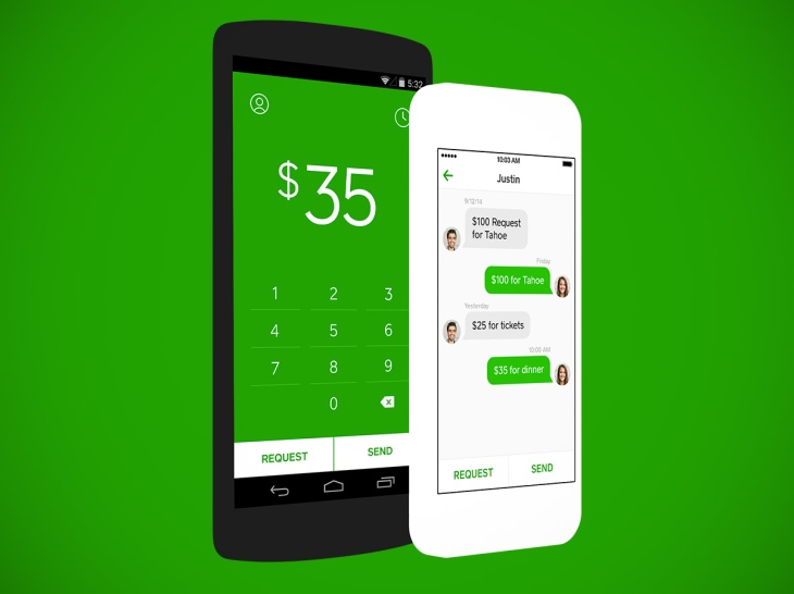 Square Cash The Payments Company S Mobile Money And Compeor To Venmo Has Today Rolled Out A New Update That Lets Users Send By Way Of