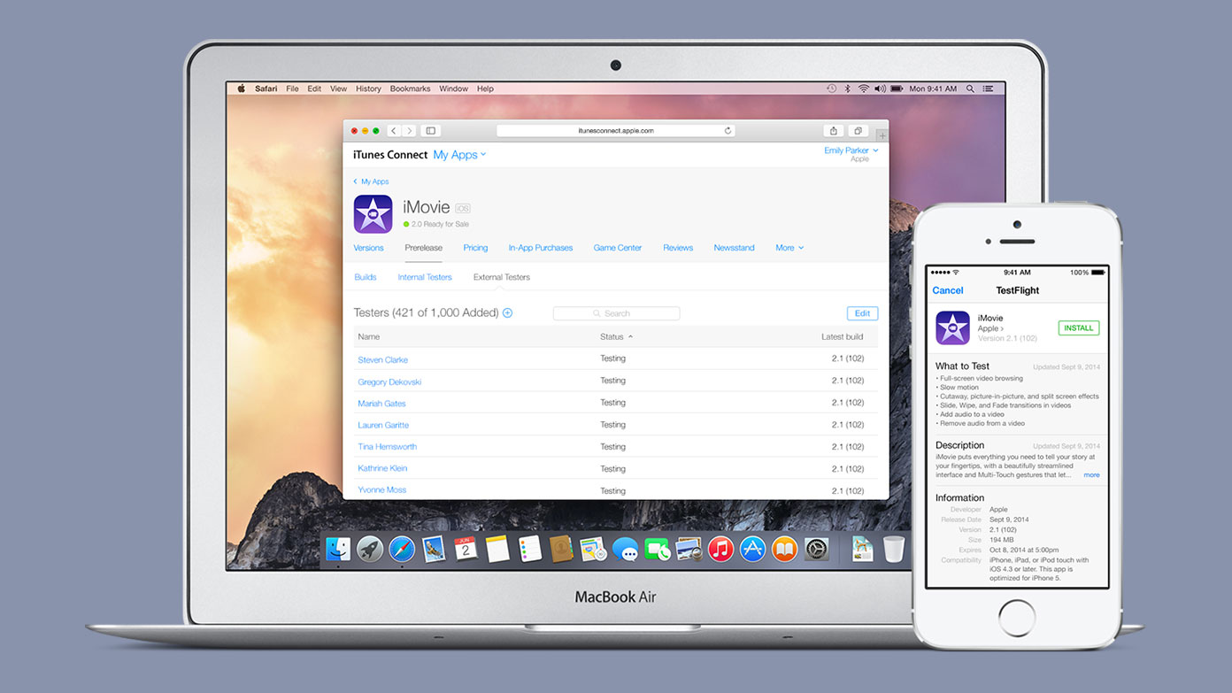TestFlight Beta Testing Goes Live For All iOS Developers