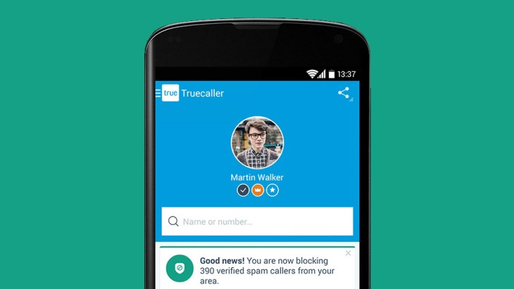Truecaller lands pre-install deal with Huawei as it crosses