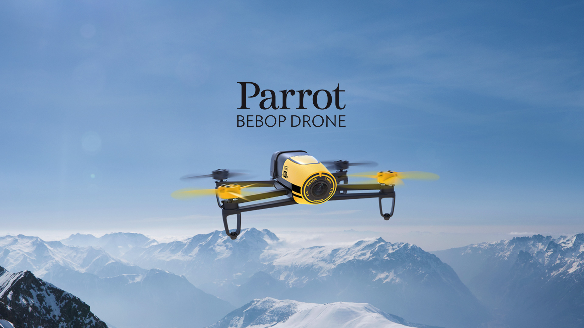 Parrot's $500 14MP Bebop Drone To Take Flight In December