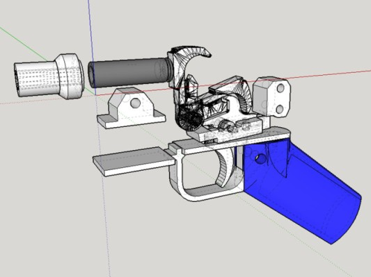 3D printed gun activist Cody Wilson indicted for sexual assault 3d gun 02
