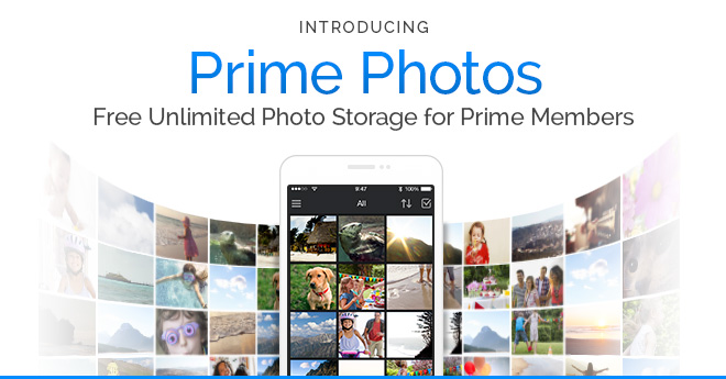 Amazon Prime Membersu0027 Newest Benefit Is Free, Unlimited Photo Storage |  TechCrunch