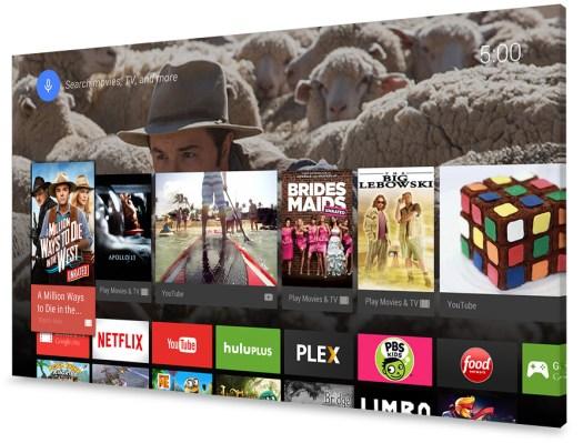 Plex Android Tv