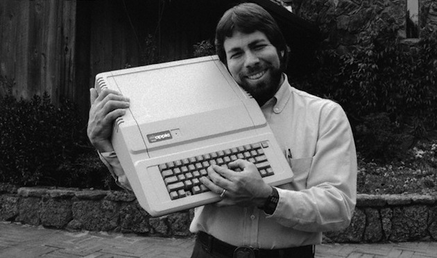 Nearly 40 Years Later, Steve Wozniak Still Brainstorms Ways The Apple II Could Have Been Better