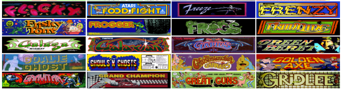 The Internet Archive Now Lets You Play 900+ Classic Arcade