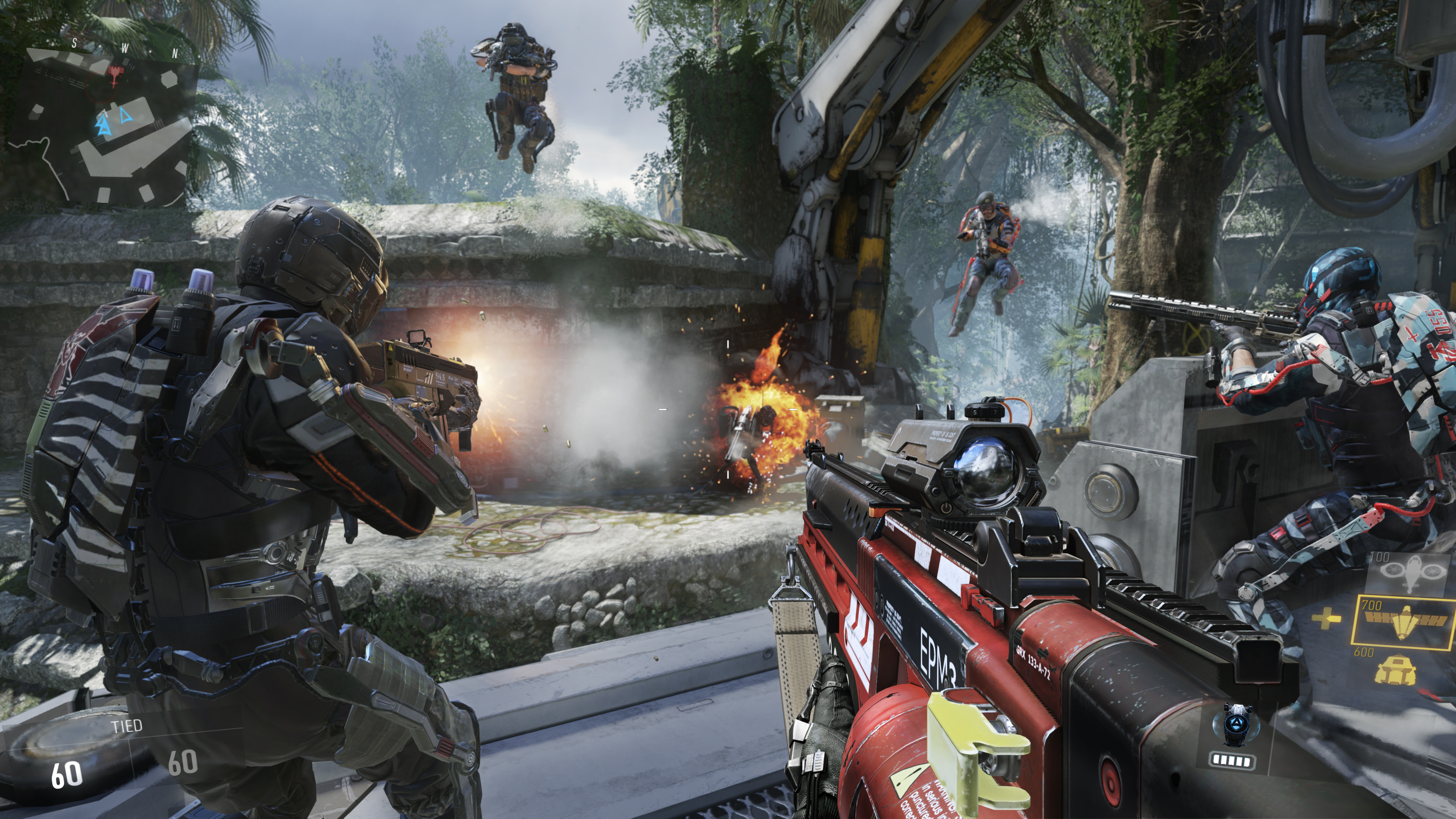 Call Of Duty Advanced Warfare Review Techcrunch