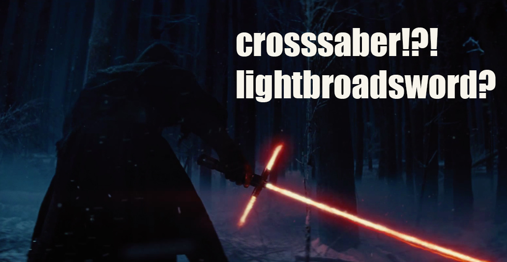 cross-saber