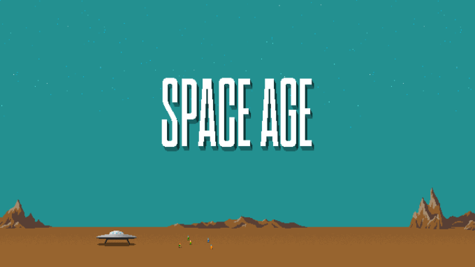 Space Age game