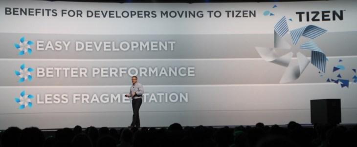 Samsung's New Smart TV Development Platform Runs On Tizen