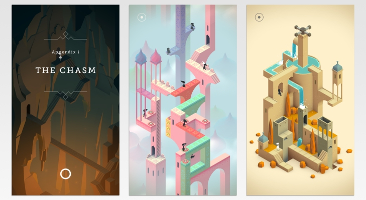 Monument Valley is Becoming a Movie