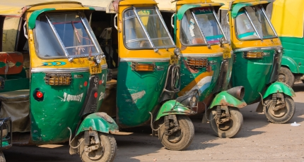 Uber Launches Auto Rickshaw Service In India, Allows Cash