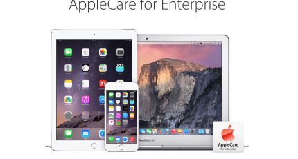 AppleCare For Enterprise Site Touts 24/7 Phone Support And One-Hour