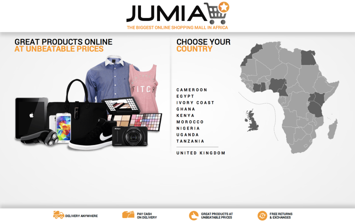 Rocket Internet-Backed Jumia Raises $150M For Its African E
