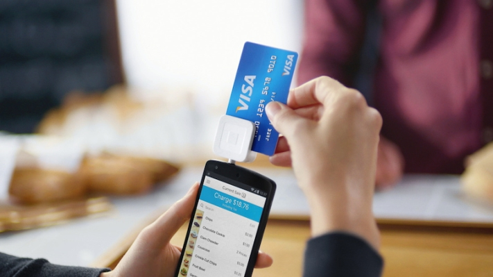 Square can now process chip cards in two seconds