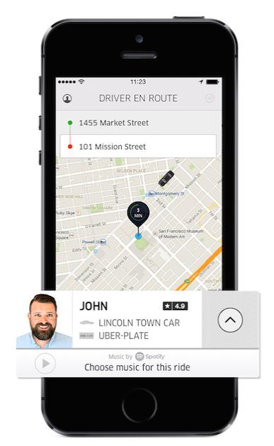 Uber Music Bar