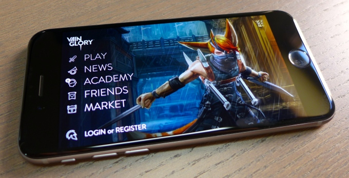 Vainglory iPhone