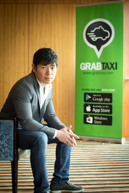 anthony tan grabtaxi