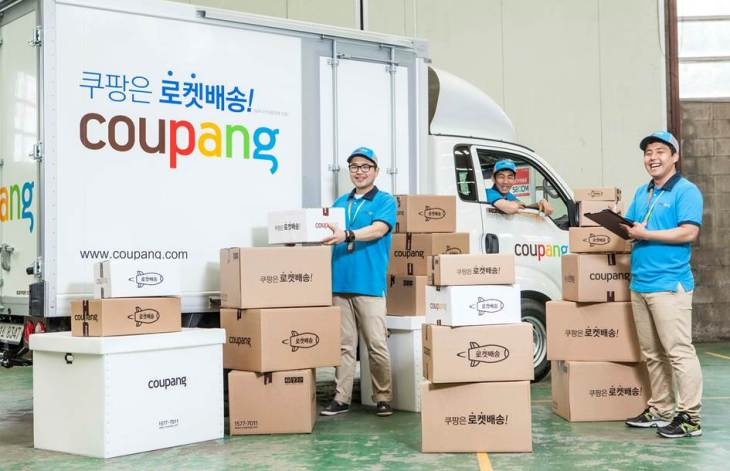 SoftBank Invests $1B In Korean E-Commerce Firm Coupang At A