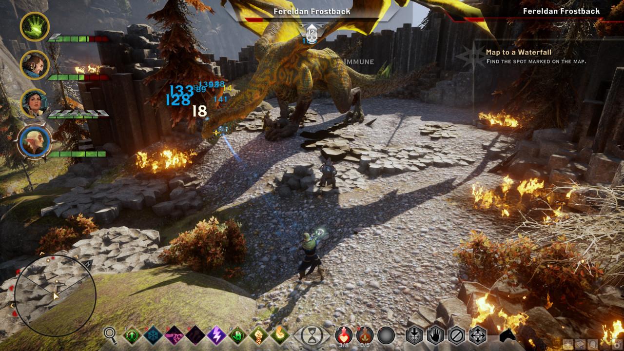 Dragon Age Inquisition Review Techcrunch