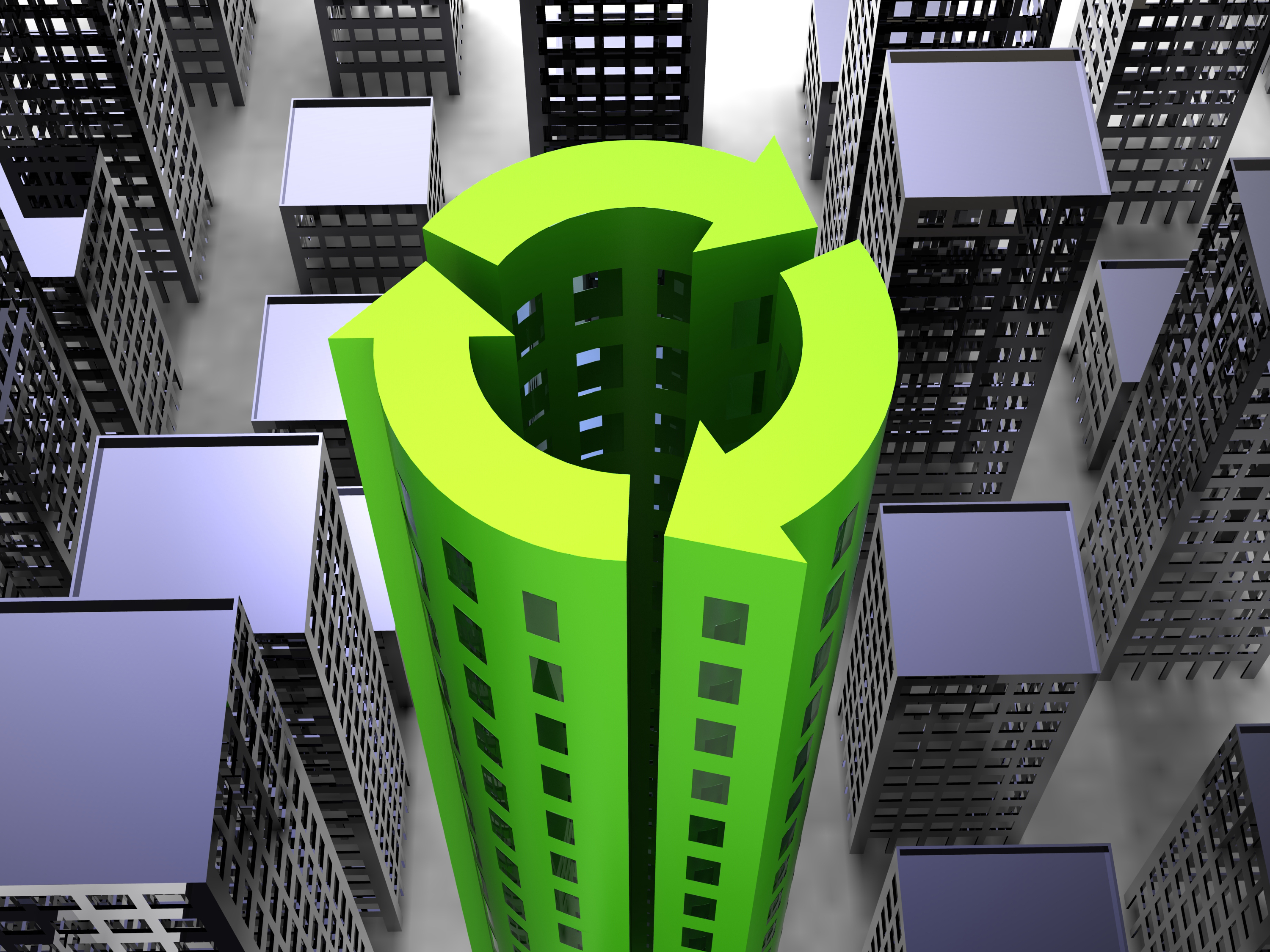 Green building technology you ll never see but can - Green design ...