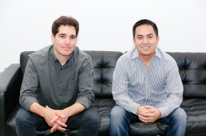 Vessel co-founders Jason Kilar and Richard Tom