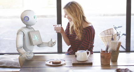 Pepper the Robot gets increased access for Android developers ahead