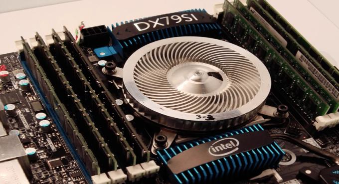 CoolChip Technologies computer fan