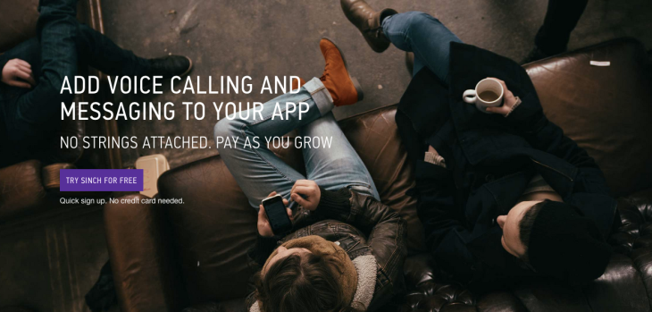 Sinch Goes Global With SMS API For Developers | TechCrunch