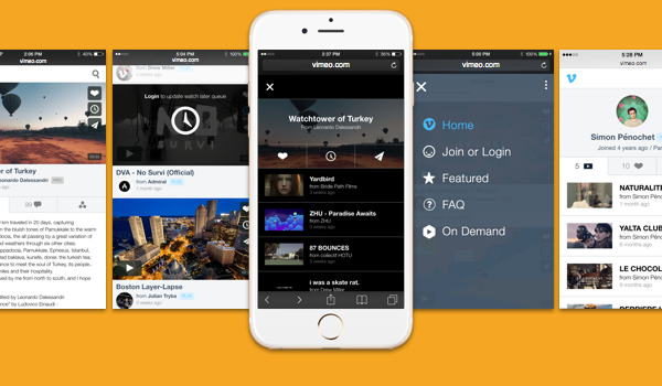 Vimeo Finally Adds Chromecast Support Via Its Ios App Techcrunch
