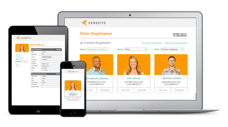 Zenefits Faces Shutdown In Utah For Giving Its Cloud-Based HR